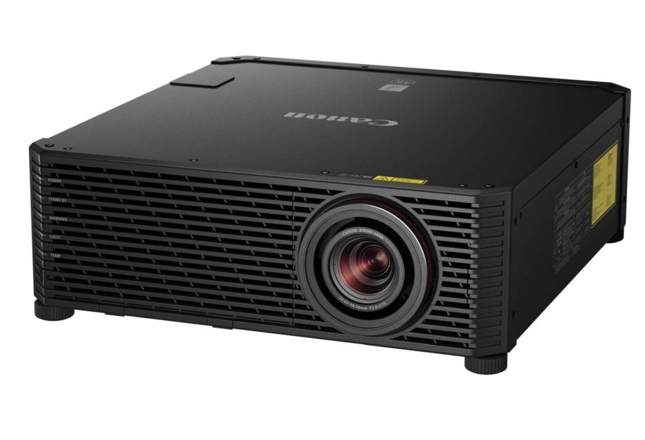 """Canon XEED 4K600Z - bardzo jasny """"kompaktowy"""" projektor z pełnym 4K"""