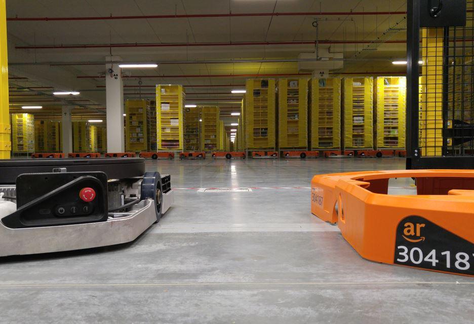 Amazon robotami stoi, a najwięcej znajdziemy ich w Kołbaskowie | zdjęcie 2