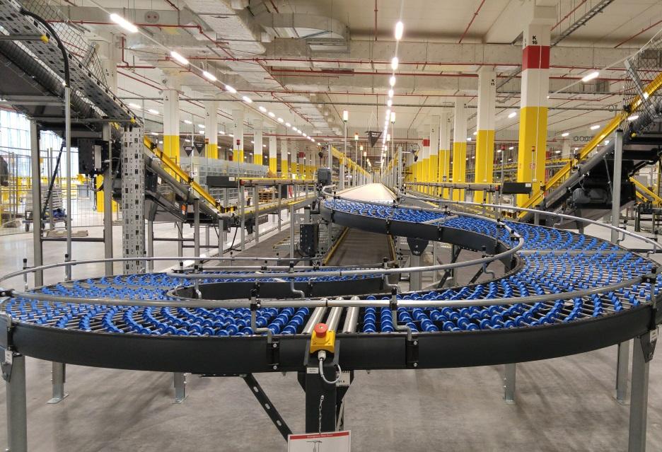 Amazon robotami stoi, a najwięcej znajdziemy ich w Kołbaskowie | zdjęcie 1
