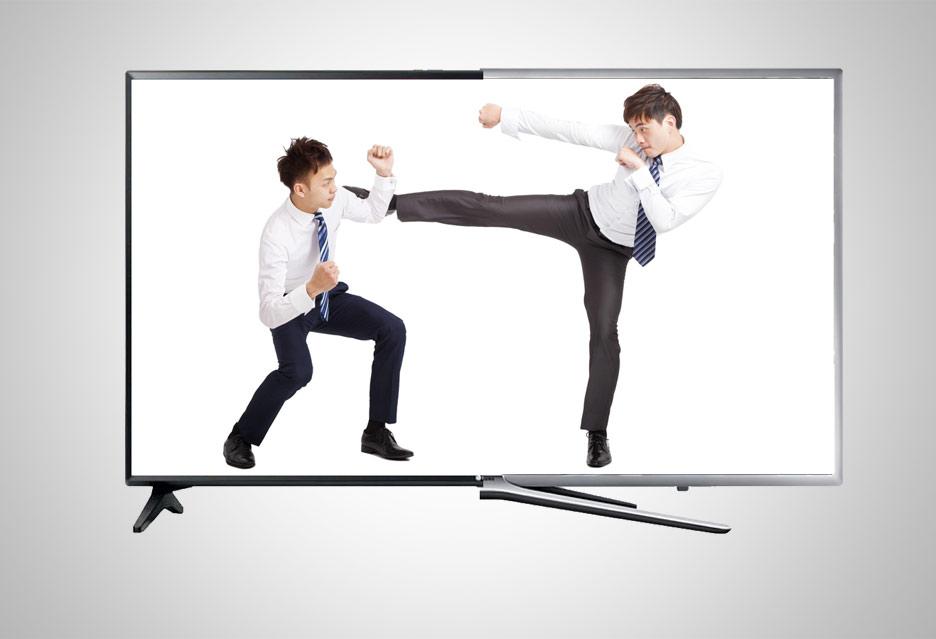 LG kontra Samsung czyli 43 cale niedrogie wcale | zdjęcie 1