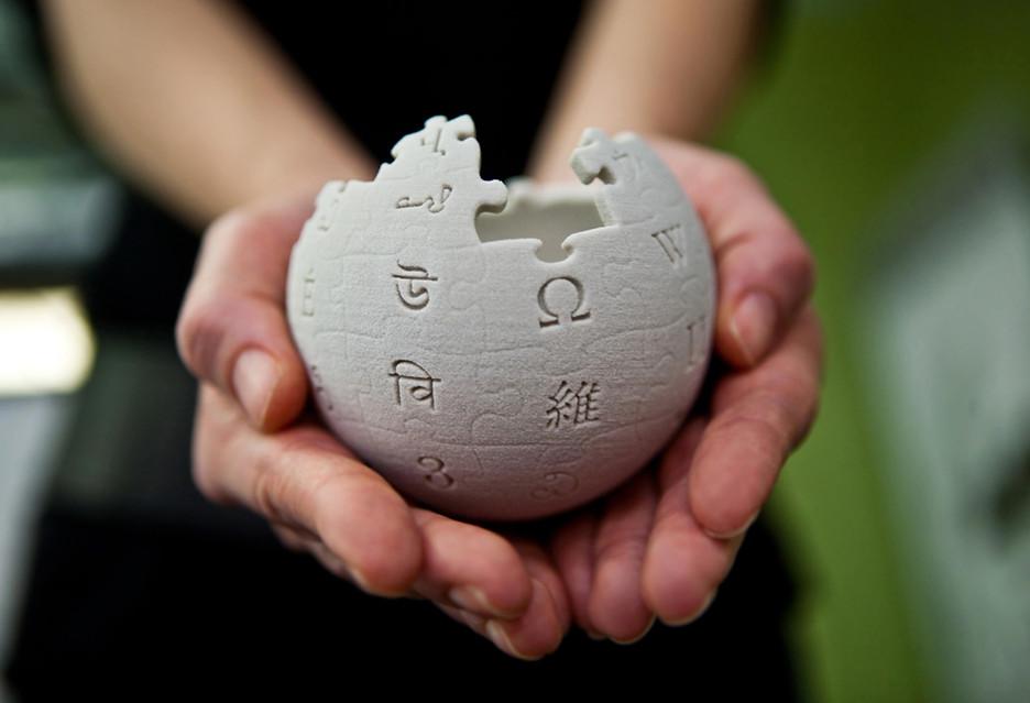 Prawie 80% Wikipedii jest dziełem 1% edytorów