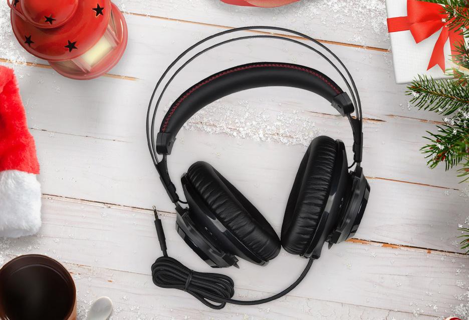 Tanie słuchawki na prezent pod choinkę | zdjęcie 1