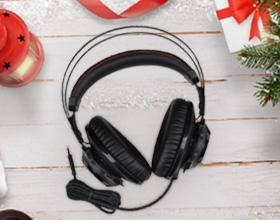 Tanie słuchawki na prezent pod choinkę