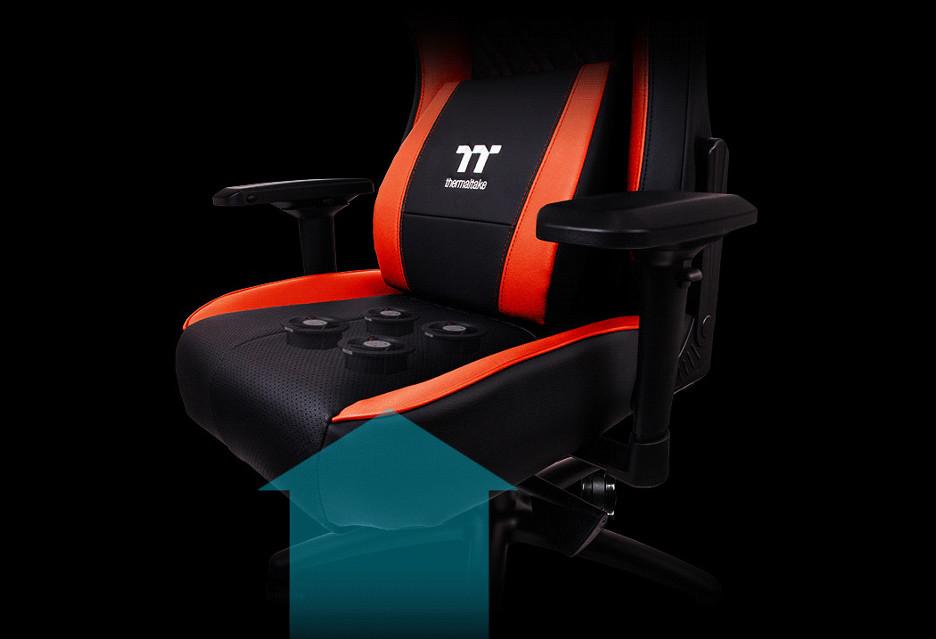 Fotel z siedzeniem chłodzącym... siedzenie