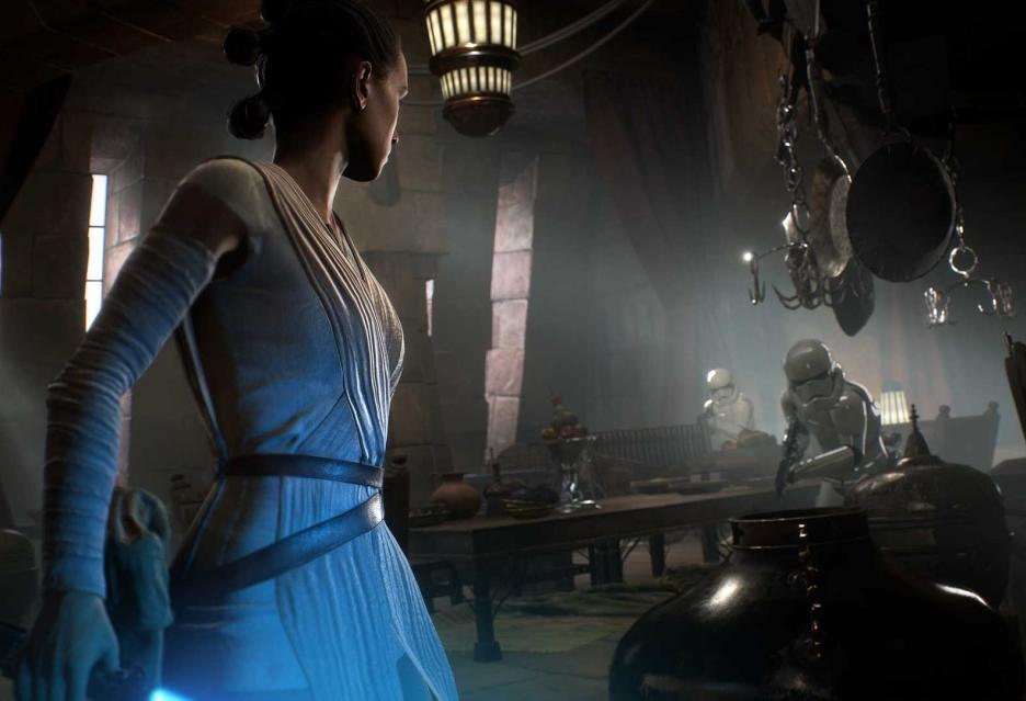 Pojawiają się pierwsze oceny Star Wars: Battlefront II - nie są najwyższe