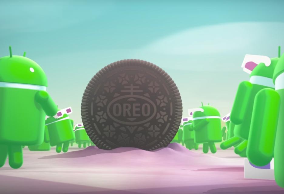 Android 8.0 Oreo pojawia się w statystykach, ale jego rynkowe udziały są marginalne