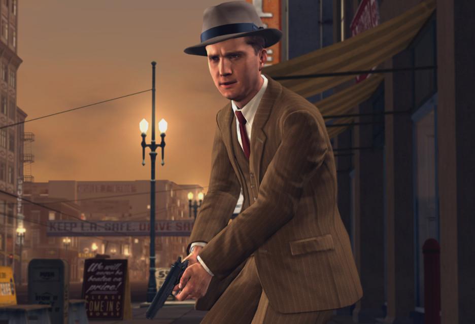 Dziś L.A. Noire dotarło na nowe konsole
