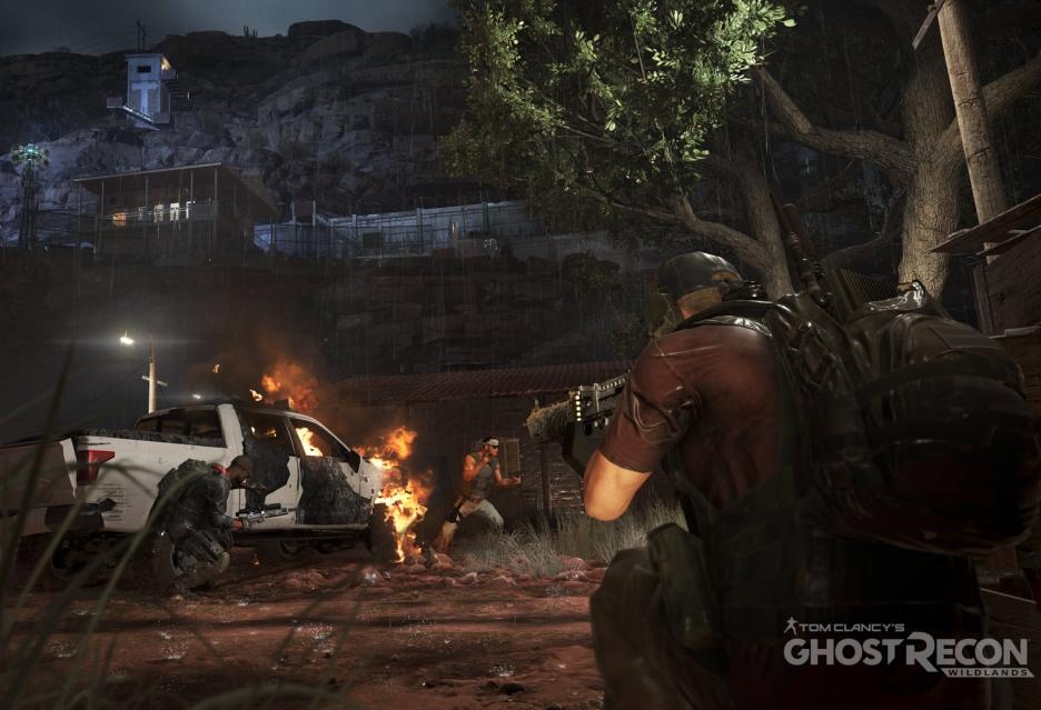 Ghost Recon: Wildlands ulepszony dla Xbox One X