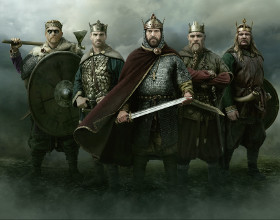 Nowy historyczny Total War - Thrones of Britannia