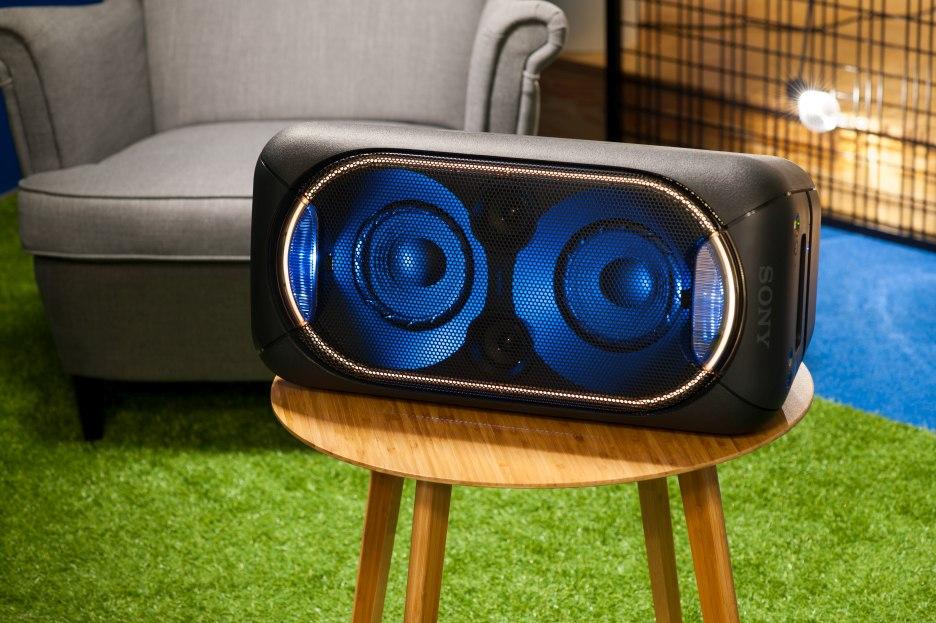 Sony GTK-XB60 - test imprezowego głośnika Bluetooth | zdjęcie 1