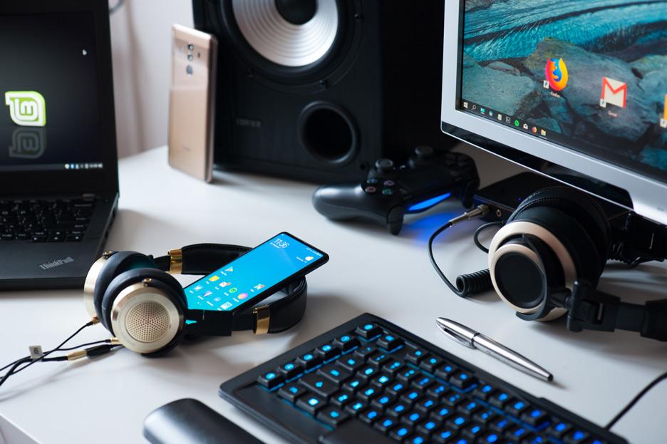 Xiaomi Mi Mix 2 – test | zdjęcie 3