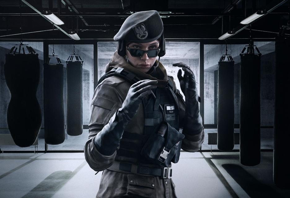 Zofia Bosak - nowy operator w Rainbow Six Siege