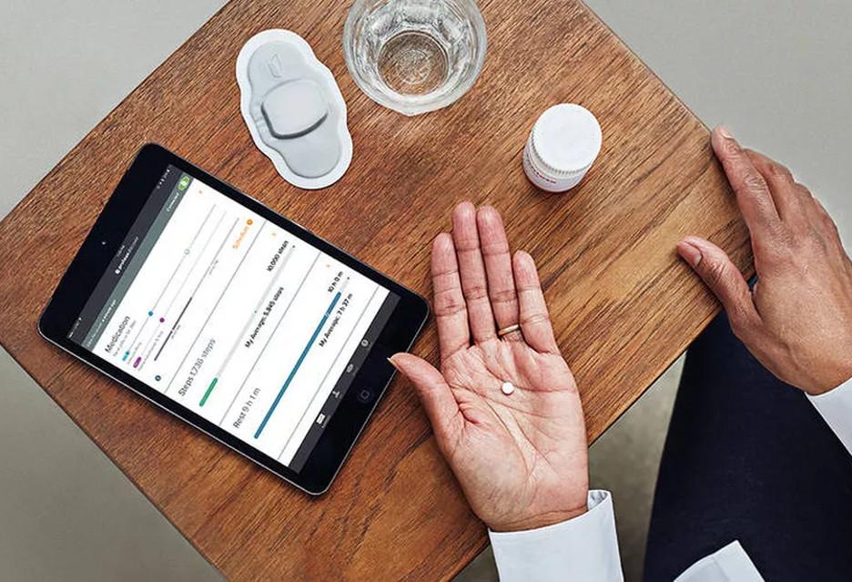 Tabletka z sensorem w środku - pierwszy taki lek ze zgodą od FDA