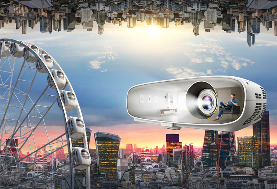 Projektor 4K HDR w atrakcyjnej cenie - BenQ W1700 [AKT.]