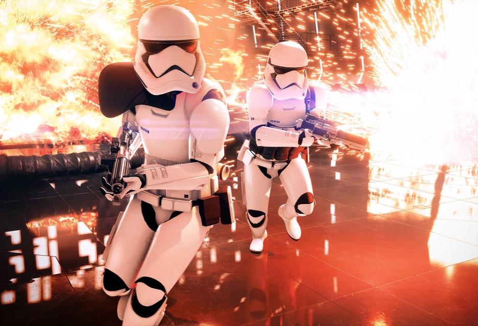 Star Wars: Battlefront II - porównanie grafiki na PC i konsolach Xbox