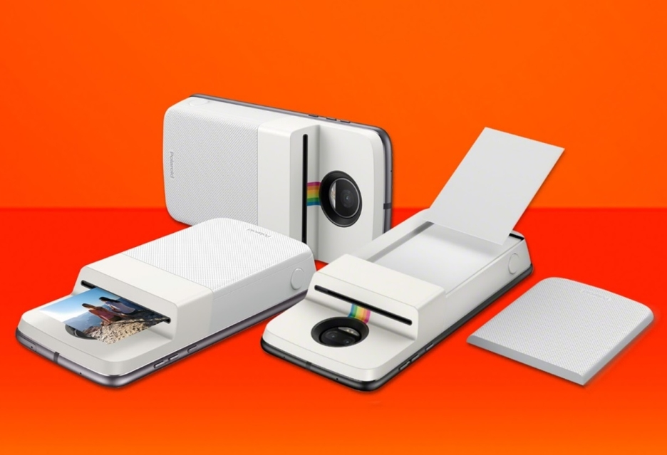 Moto Mod Polaroid Insta-Share - drukowanie zdjęć wprost ze smartfona