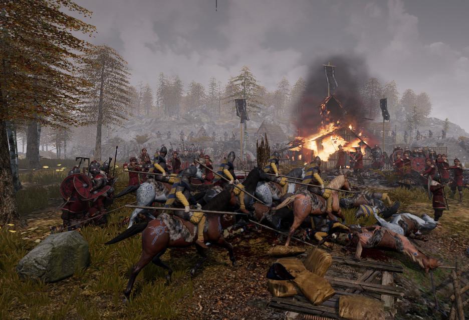 Ancestors Legacy - polski RTS ma być brutalny i realistyczny