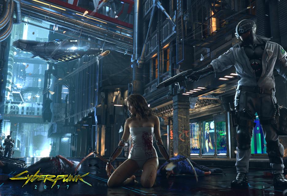 """Twórcy gry Cyberpunk 2077 """"chciwość zostawiają innym"""