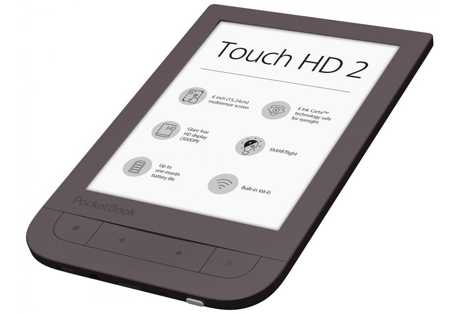 """PocketBook ma czytnik z """"inteligentnym podświetleniem"""""""