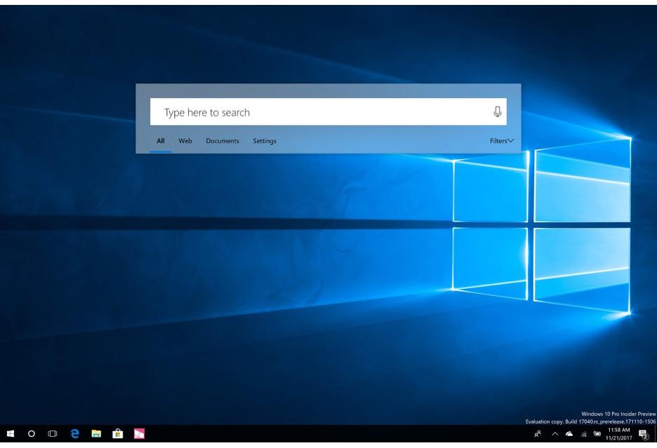 Windows 10 otrzymuje nową wyszukiwarkę