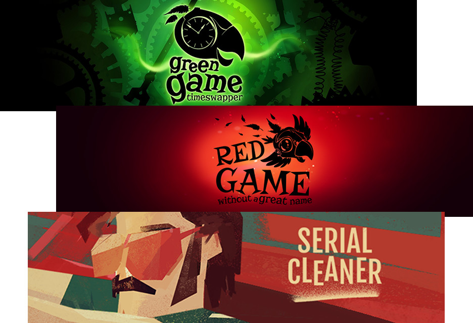 Red Game, Serial Cleaner i Paper Wars wkrótce na Switchu