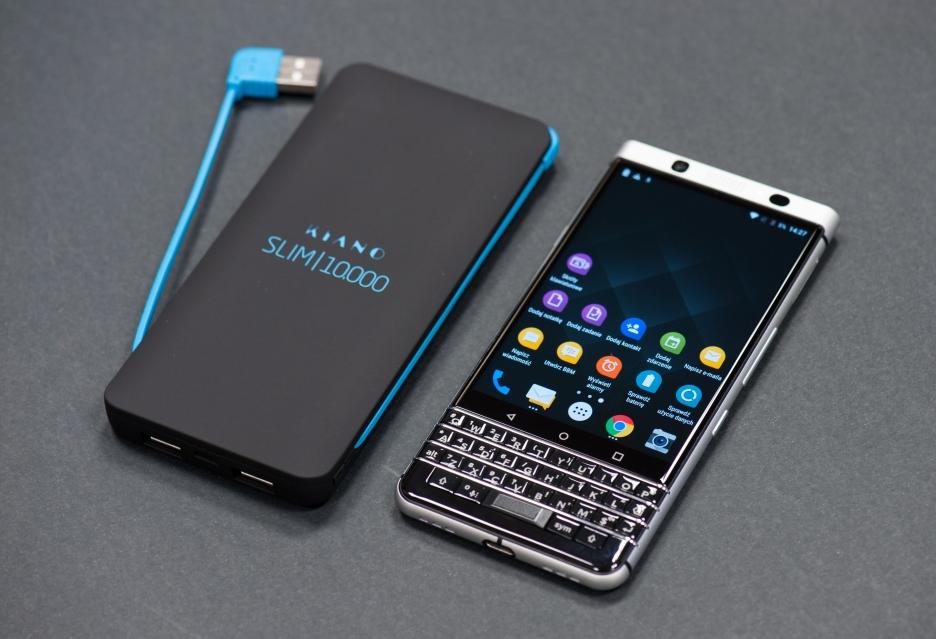BlackBerry KEYone - powrót sprzętowej klawiatury | zdjęcie 6