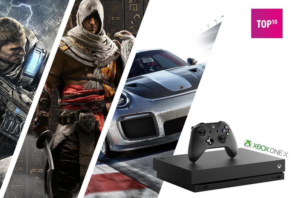 Polecane gry na Xbox One X, na których widać różnice | zdjęcie 1