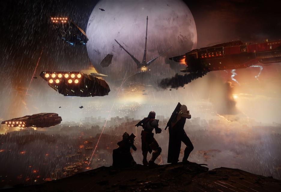 Destiny 2 do sprawdzenia w bezpłatnej wersji próbnej