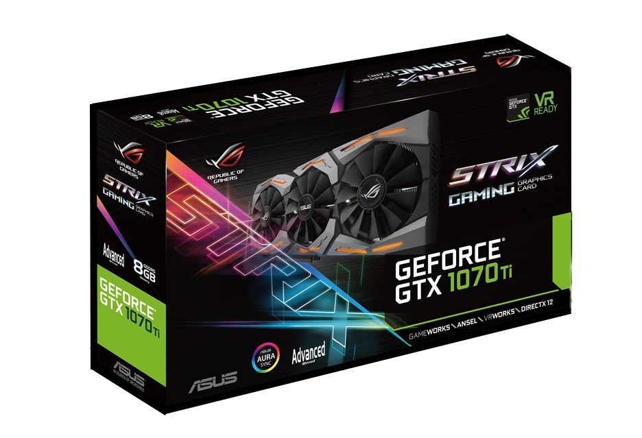 Asus GeForce GTX 1070 Ti Strix Gaming - solidna propozycja | zdjęcie 3