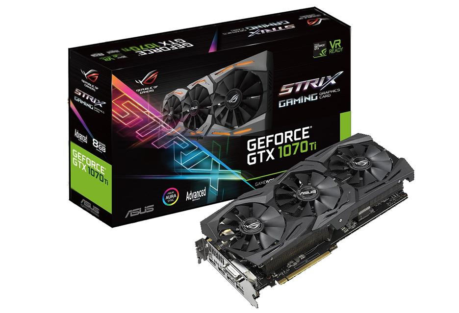Asus GeForce GTX 1070 Ti Strix Gaming - solidna propozycja | zdjęcie 2