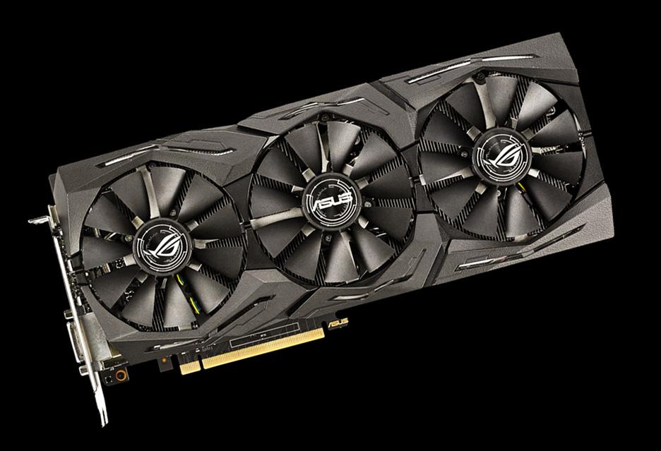 Asus GeForce GTX 1070 Ti Strix Gaming - solidna propozycja | zdjęcie 1