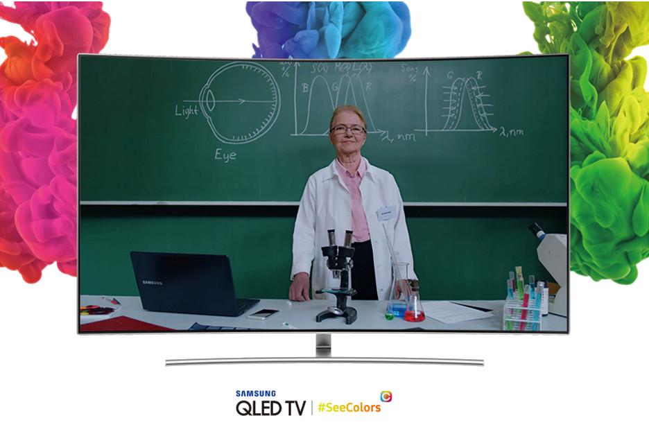 Telewizory Samsung dla osób ze ślepotą barw