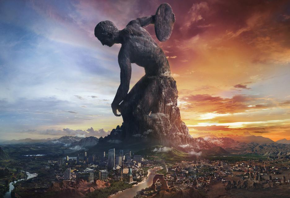 Civilization VI otrzyma ogromny dodatek - Rise and Fall [AKT.]