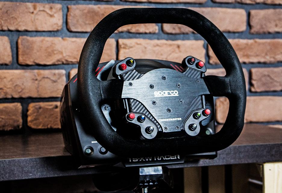 Thrustmaster TS-XW Racer Sparco P310 Competition Mod – i Ty możesz zostać fanem wyścigów | zdjęcie 1