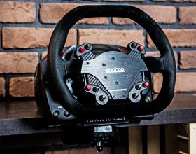 Thrustmaster TS-XW Racer Sparco P310 Competition Mod – i Ty możesz zostać fanem wyścigów