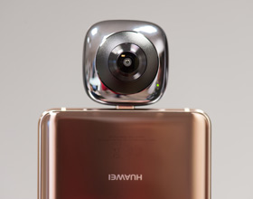 Kamera 360 do smartfona – test Huawei CV60