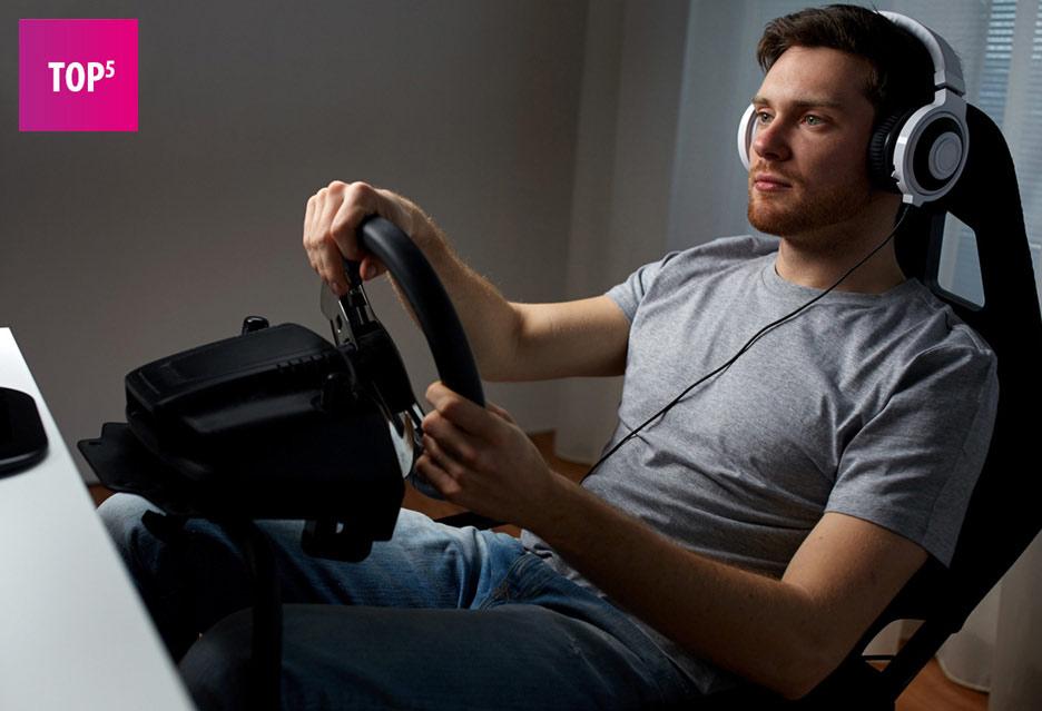 Jaka kierownica do PC? TOP 5 - polecane modele | zdjęcie 1