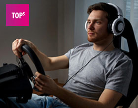 Jaka kierownica do PC? TOP 5 - polecane modele