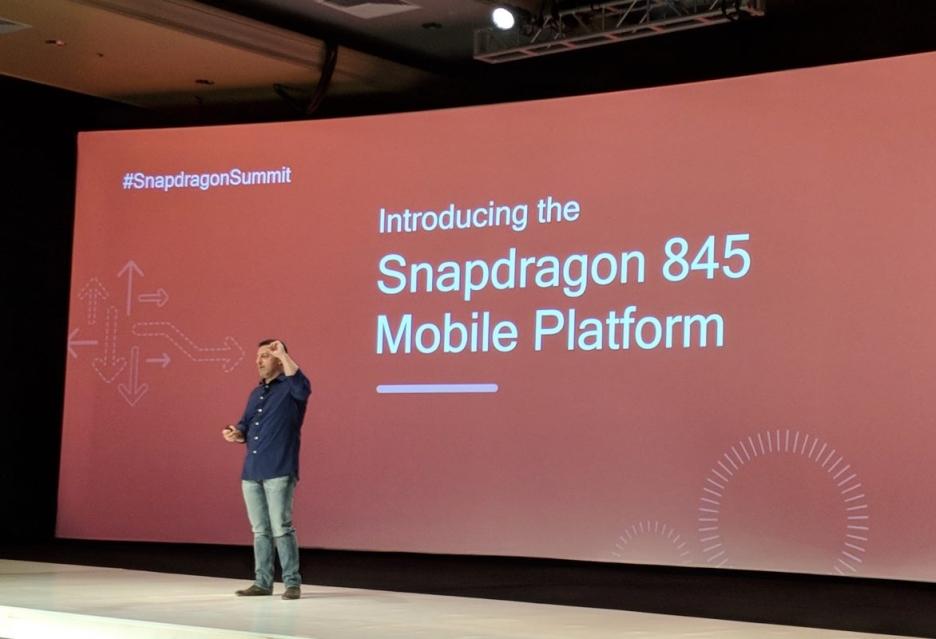 Qualcomm Snapdragon 845 oficjalnie zapowiedziany - trafi do Xiaomi Mi 7