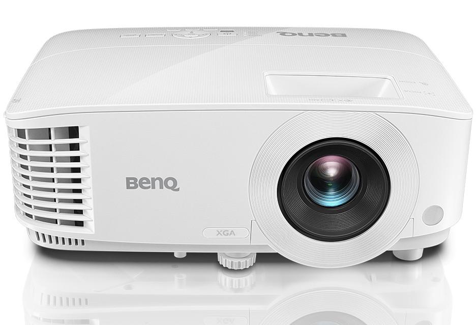 Niedrogie projektory biznesowe od BenQ