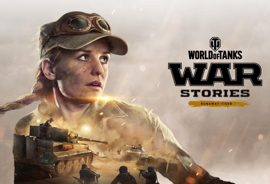 W konsolowym World of Tanks czeka już piąty rozdział War Stories
