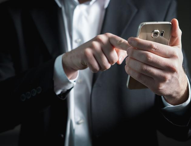 (Nie)bezpieczne smartfony w firmie
