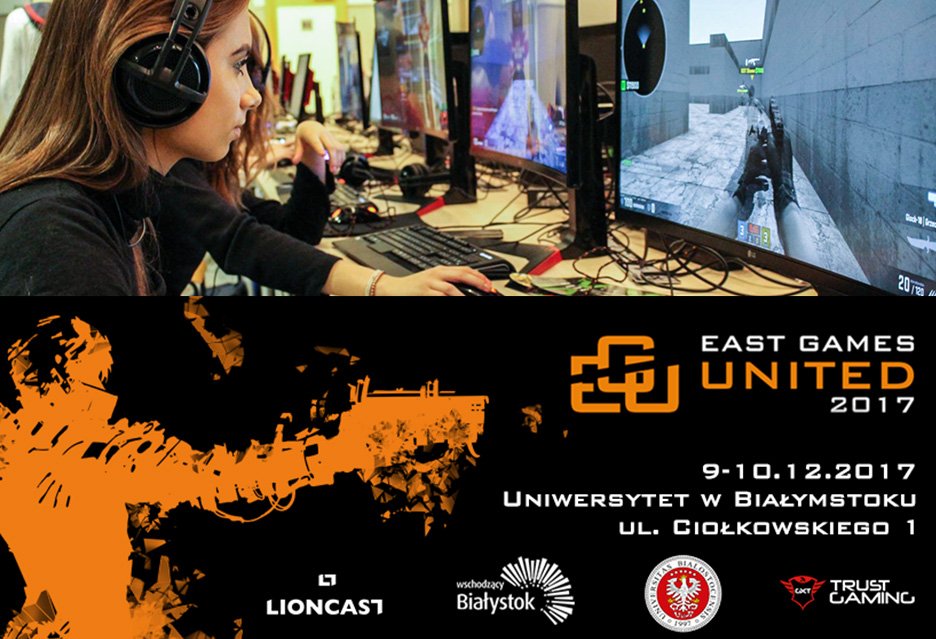 East Game United już w ten weekend