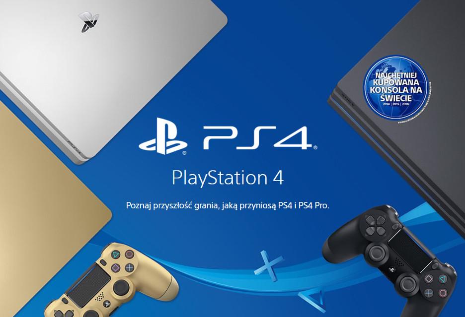 70 milionów nabywców PlayStation 4