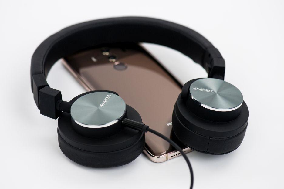 Audictus Achiever - dobre słuchawki nauszne za około 200 zł   zdjęcie 1