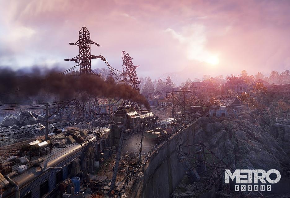 Metro Exodus na nowym zwiastunie - premiera w przyszłym roku