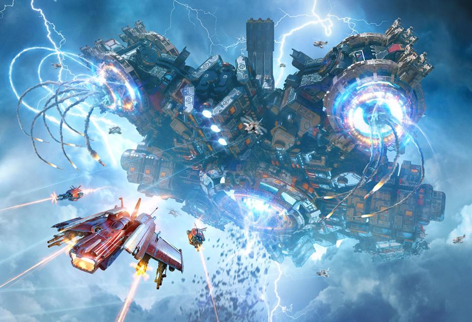 Sky Force Reloaded - klasyka w nowoczesnym wydaniu | zdjęcie 1