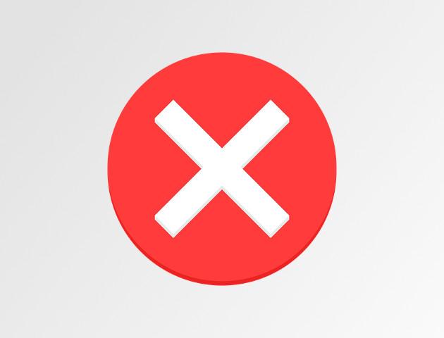 Pięć krytycznych awarii IT na miesiąc
