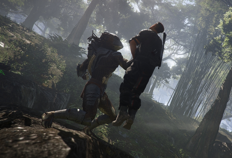W Ghost Recon: Wildlands pojawia się Predator