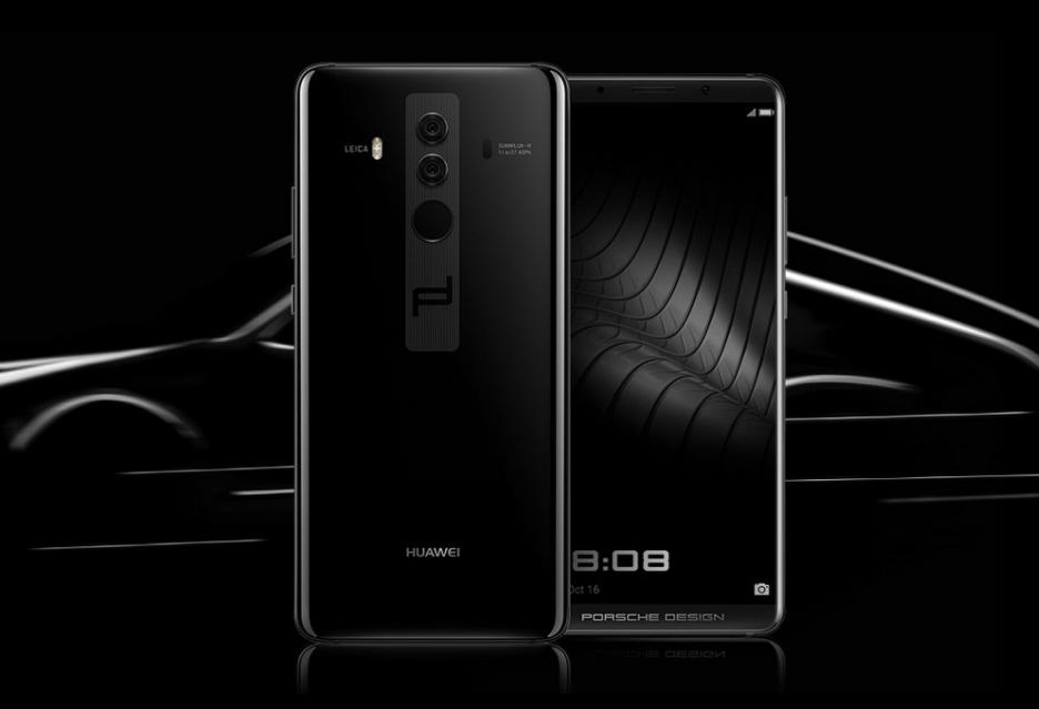 Huawei Mate 10 Porsche Design kosztuje u nas 5 699 złotych